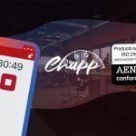 Chapp consigue la ISO 25000: la certificación de calidad más importante del producto software